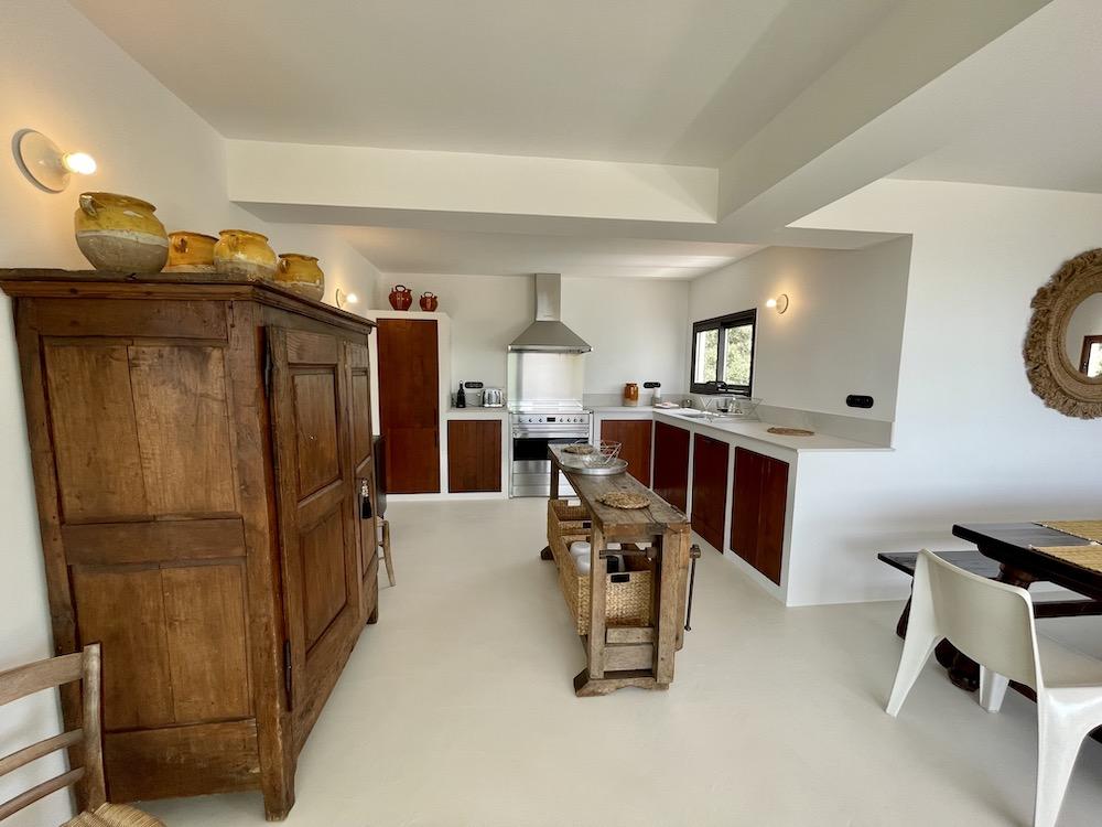 Villa Chiarisolo Domaine de Cala Rossa location villa luxe Porto-Vecchio Corse du sud plage privées piscine vue mer 6 chambres 12 personnes jardin 33