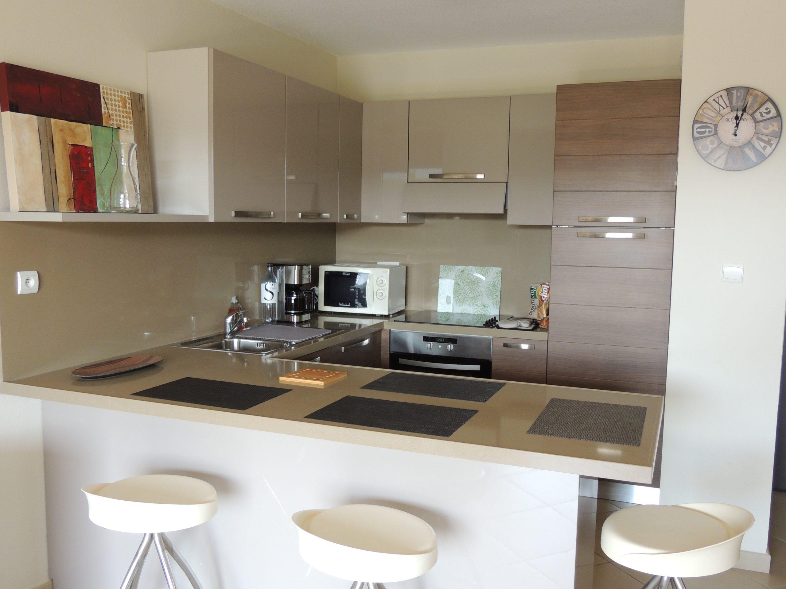 Location Appartement Les Salines Porto Vecchio luxe 4 personnes vue mer piscine résidence 5* confortable